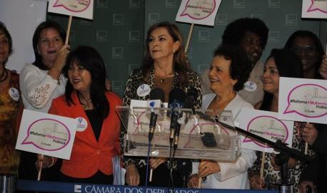 Foto: Assessoria de Imprensa Dâmina Pereira