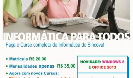 Sincoval - Informática Para Todos 2015 - Cópia