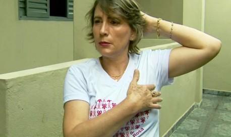Após enfrentar câncer de mama, mulheres falam sobre importância do autoexame (Foto: Reprodução EPTV