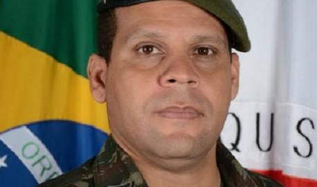 Novo Chefe da Instrução - Subtenente Cláudio Antônio Meireles Foto: TG Lavras
