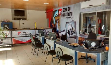 Novo showroom da empresa buscou mais eficiência e conforto para os clientes