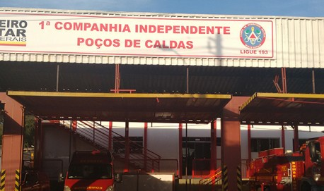 Solenidade de inauguração, realizada nesta segunda-feira (20), na cidade de Poços de Caldas, região Sudoeste de Minas Gerais (Foto Divulgação)
