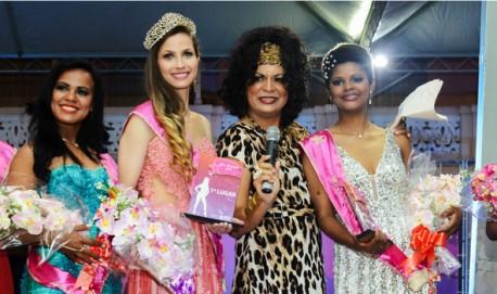 Final da Miss Penitenciária - Belo Horizonte Foto: Veronica Manvy/Imprensa MG