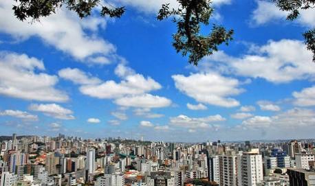 Temperaturas seguem altas na capital mineira (foto:Flickr PBH/Divulgação)