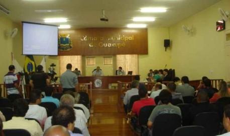 (foto: Câmara Municipal de Guaxupé/Divulgação)