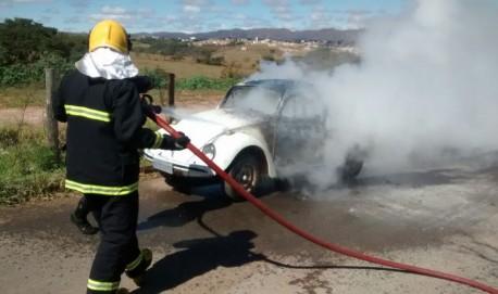 Foto: Bombeiros de Lavras