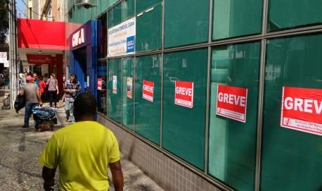 greve dos bancos 2016
