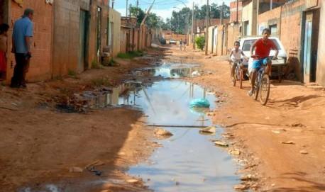 Problemas com a elaboração de projetos são a principal causa dos atrasos em obras de saneamento. O PAC prevê investimentos de R$ 22,07 bilhões em 340 obrasArquivo Agencia Brasil