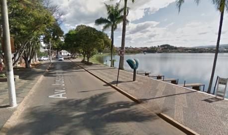 Festa de Réveillon de Boa Esperança aconteceria na Avenida Beira Lago (Foto: Reprodução Google Maps)