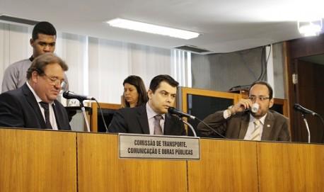 Deputado Fábio Cherem toma posse como presidente da Comissão de Transportes, Comunicação e Obras Públicas da ALMG.
