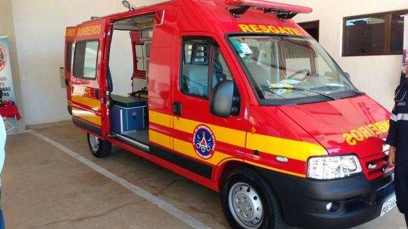 Unidade de Resgate vai beneficiar atendimento em Lavras.