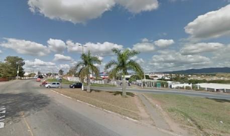 Parte do Trevo do Distrito Industrial (Foto: Google Street View)