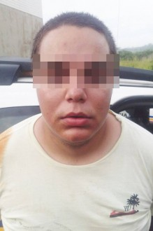Um dos suspeitos de ter participado do homicídio já foi preso pela PM. Foto: divulgação PM