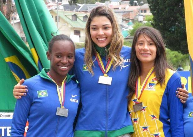Atletas do Cria Lavras sobem ao pódio no Campeonato Sul-Americano de Juvenis/Equador