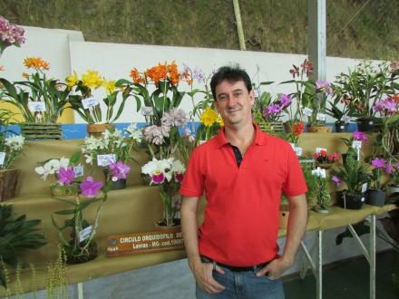 Exposição de Orquídeas de Lavras  - Agosto 2015 (Fotos retiradas da sua página no Facebook)