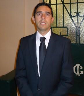 O presidente da Câmara Municipal de Lavras, Luciano Fernandes de Melo: obra representa economia e transparência para o município.