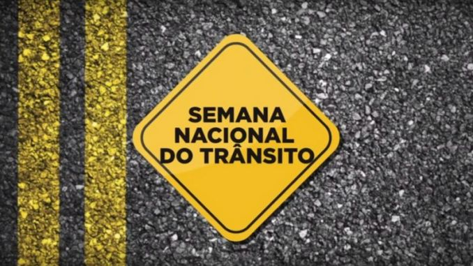 Resultado de imagem para semana nacional do transito